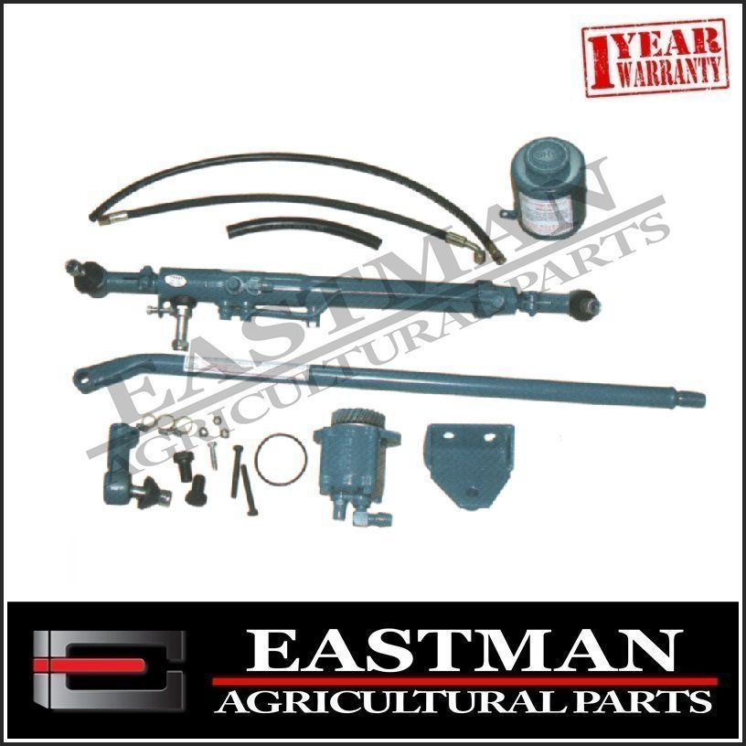 Ford 5000 Tractor Steering Trouble : Power steering kit to suit ford new