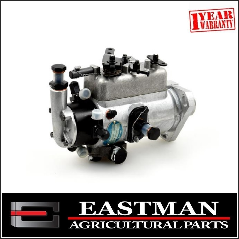 New Injector Fuel Pump To Suit Ford 5000 6600 6700 Tractor Diesel Rheastmanpartsau: Fuel Filter Diagram Ford 5000 At Gmaili.net
