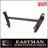 Tractor Loader Euro Quick Attachment Bracket Assembly, Bale Forks Farm Implement