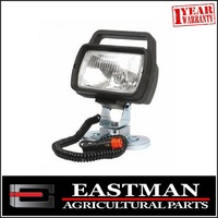 Work Lamp - Magnetic Base 12V 55 Watt - Tractor - Truck - 4wd Work light
