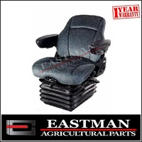 Sears Air Suspension Seat - Swivel Base - Tractor - Excavator - Backhoe - Quality