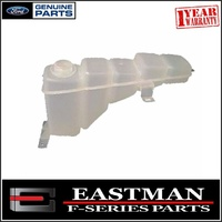 Coolant Header Tank F250 F350 1999-2006 7.3 LT - Overflow Bottle Genuine Ford