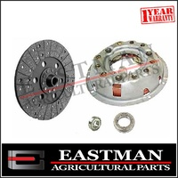 "Dual Clutch 12"" to suit Massey Ferguson 188 10"" x 10 spline pto plate"