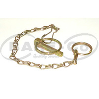 LINCH PIN & CHAIN ASSY (B6)+ 25CM CHAIN