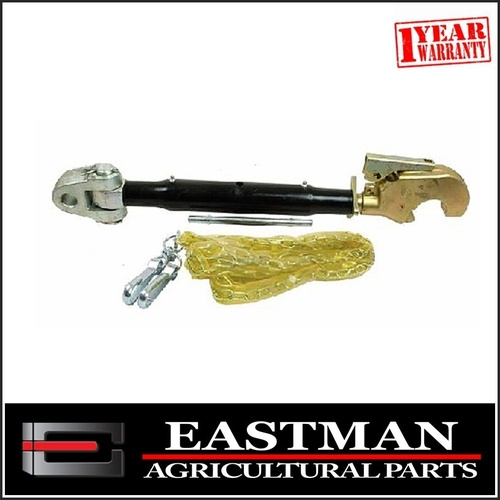 Tractor Top Link - Extra Heavy Duty Cat 2 - Knuckle and Hook Ends