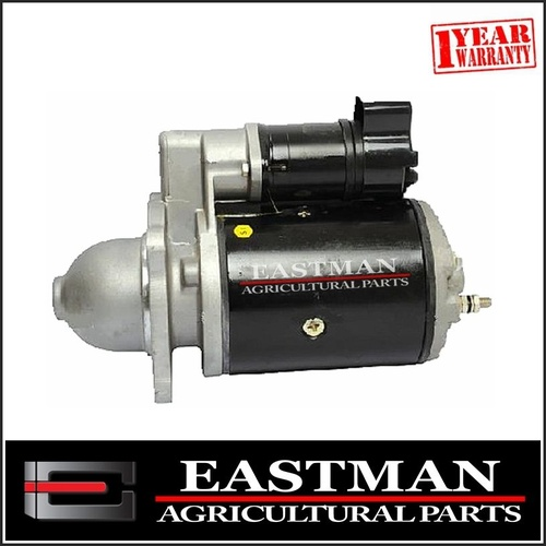 Starter Motor to suit Ford 2600 3600 4600 5600 6600 7600 3900 5700 7700 Tractor