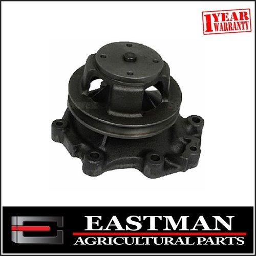 Water Pump to suit Ford 2000 3000 4000 5000 7000 & 100 Series with Single Pulley