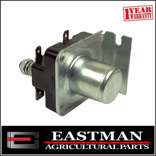 Solenoid Starter Switch to suit Massey Ferguson 35 & 135 Petrol Engines